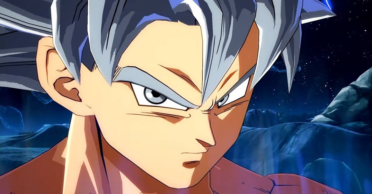 Dragon Ball FighterZ Ultra Instinct Goku
