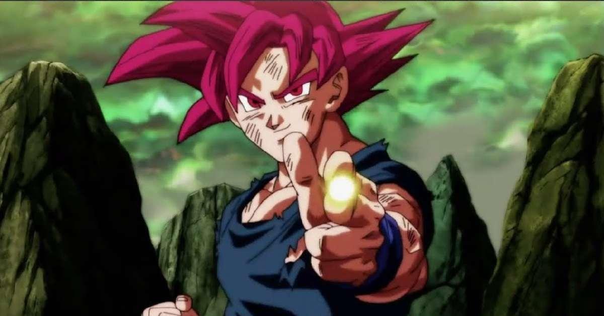 Dragon Ball Goku Comebacks