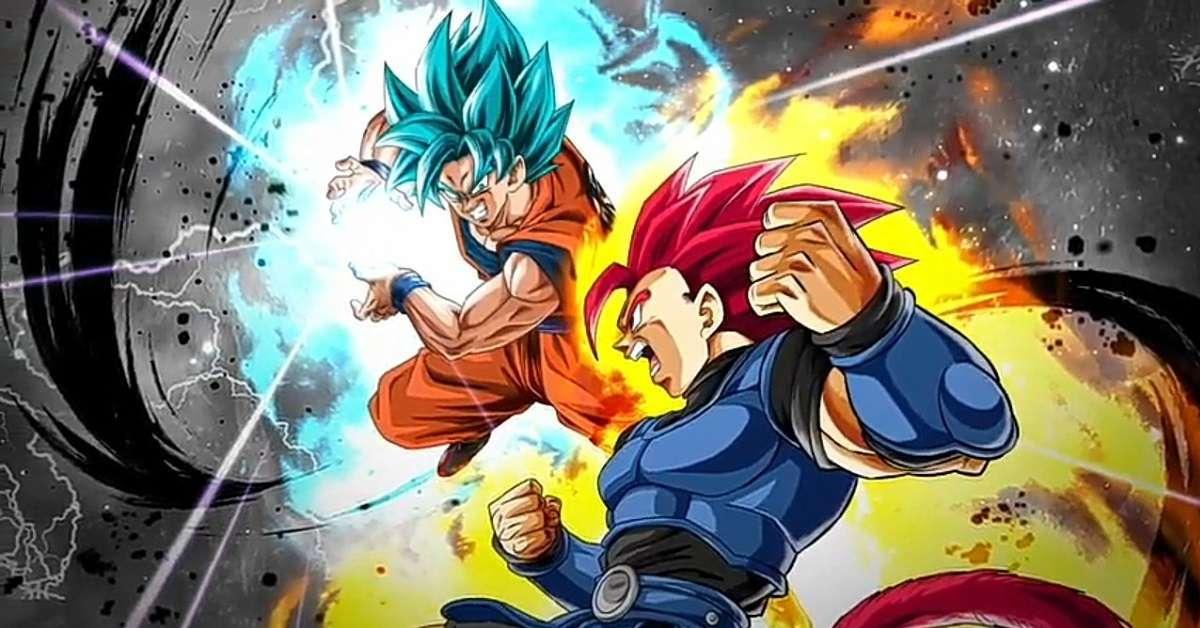 Dragon Ball Legends Goku Vs Shallot