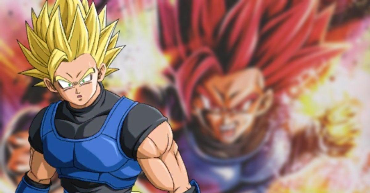 Dragon Ball Legends Super Saiyan God Shallot