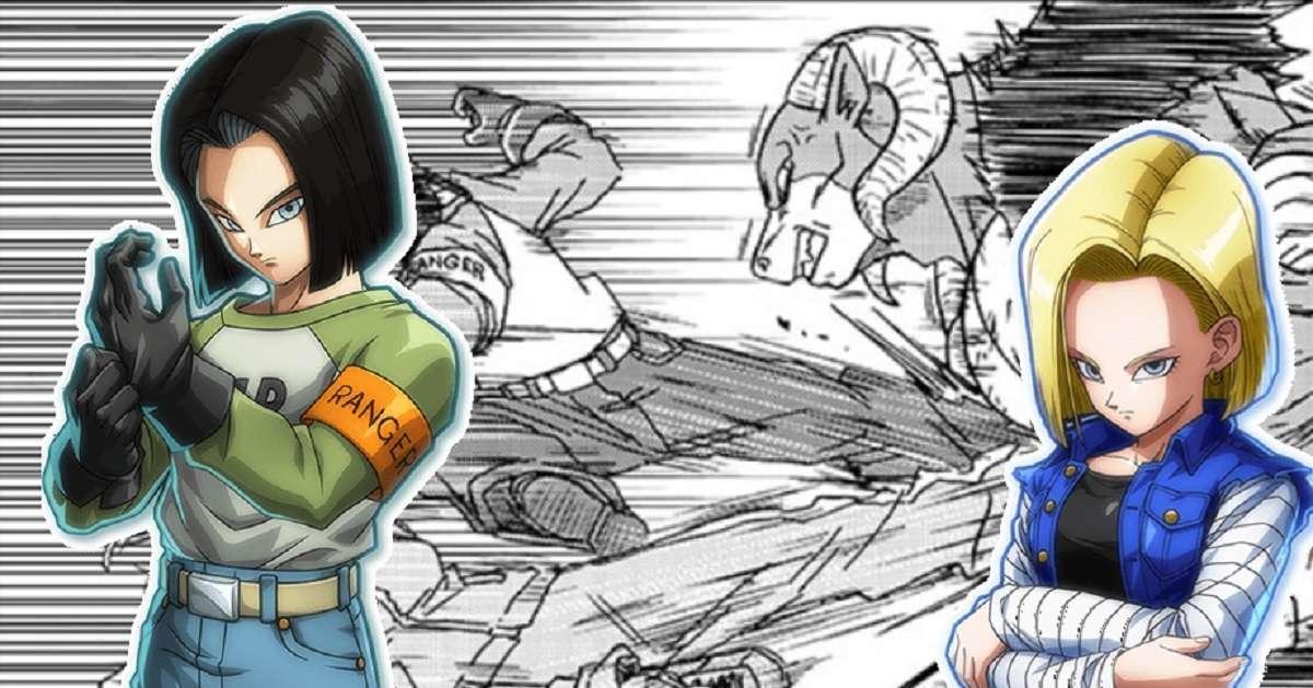 Dragon Ball Super Androids Moro