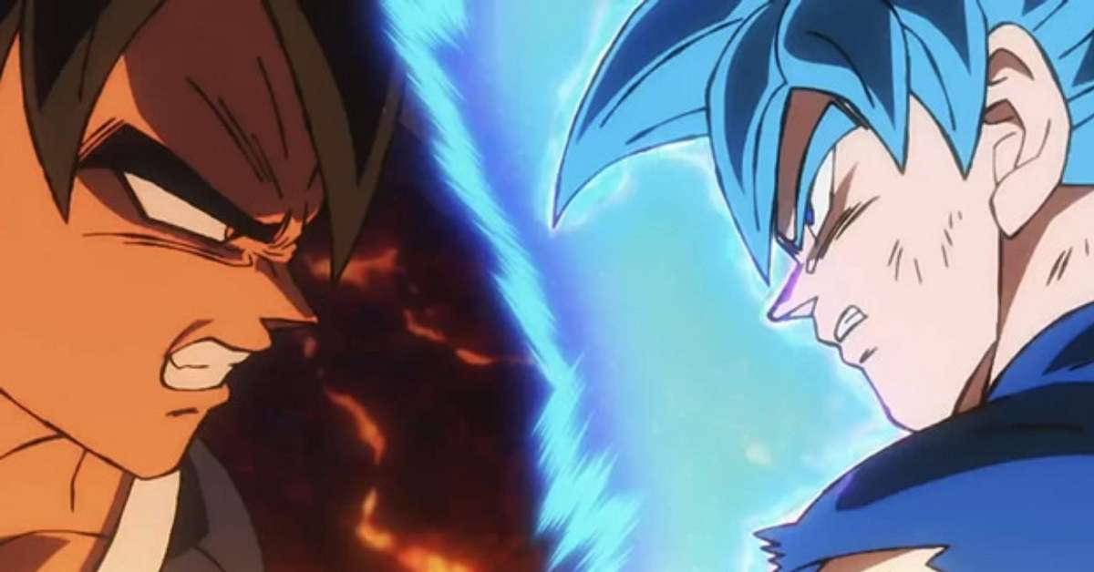 Dragon Ball Super Broly Finale