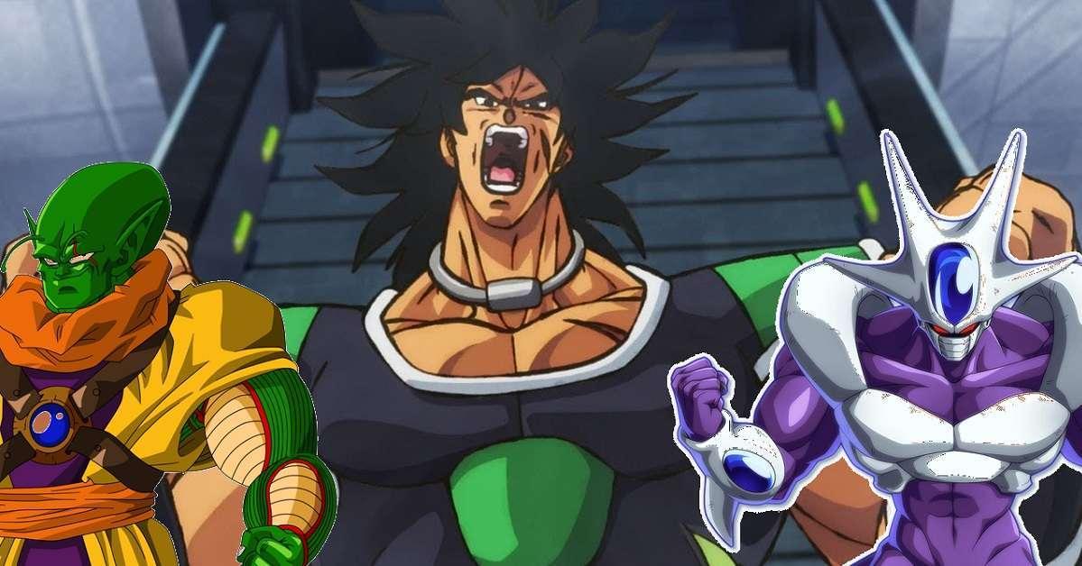 Dragon Ball Super Broly Movie Villains