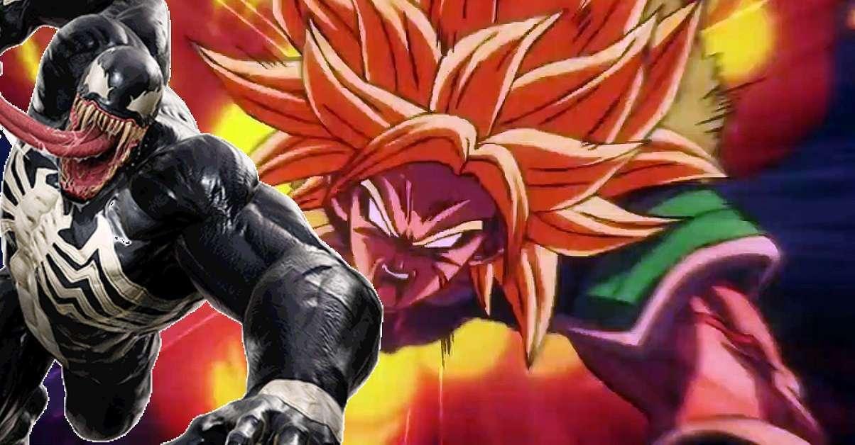 Dragon Ball Super Broly Venom