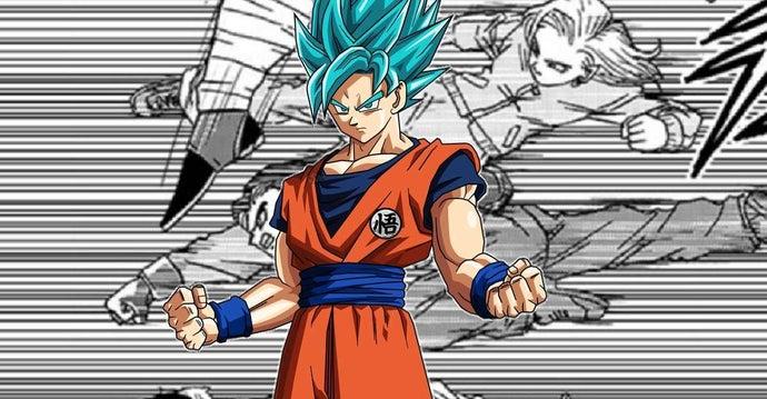Dragon Ball Super Goku Three Saviors