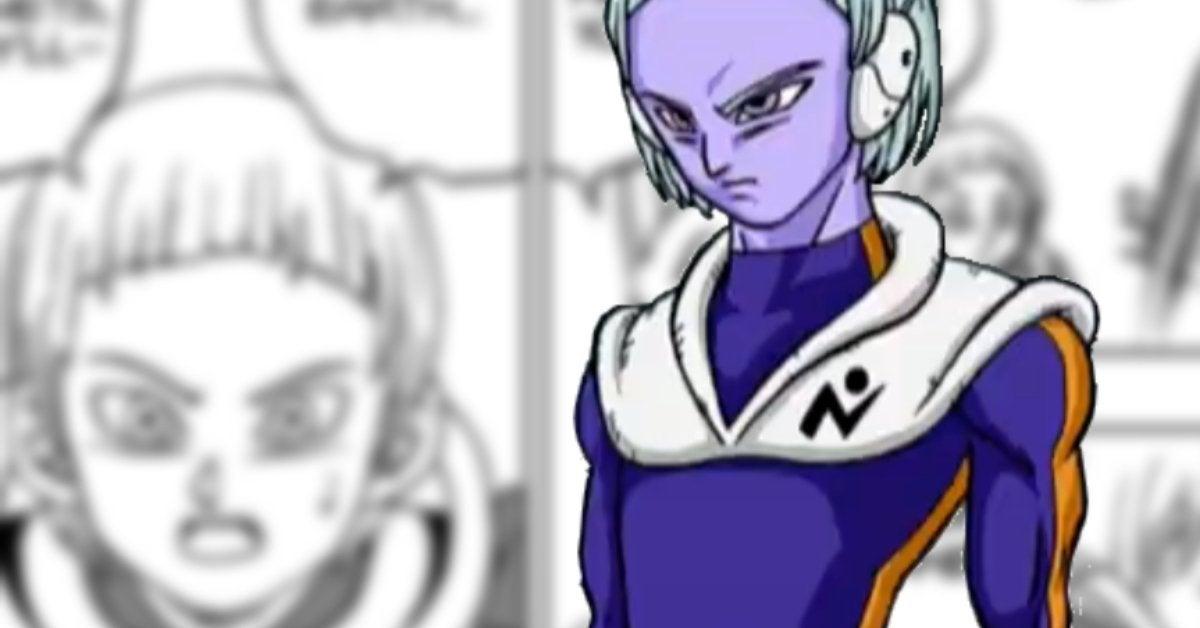 Dragon Ball Super Merus Saving Goku and Earth