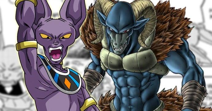 Dragon Ball Super Moro Beerus Hakai Manga