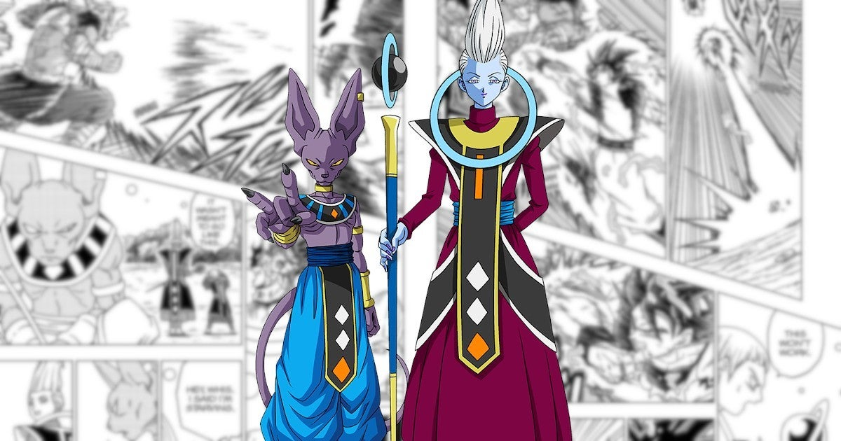 Dragon Ball Super Reveals Beerus Whis Reaction to Goku Loss Moro