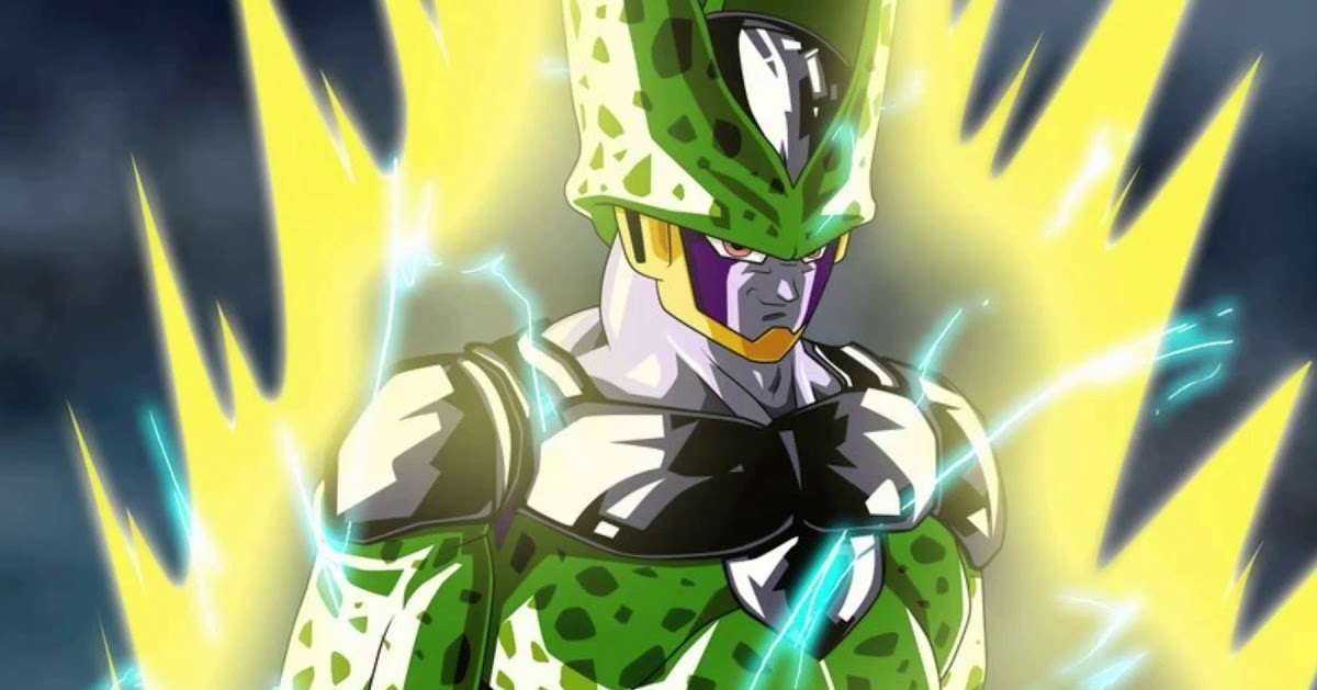Dragon Ball Z Perfect Cell