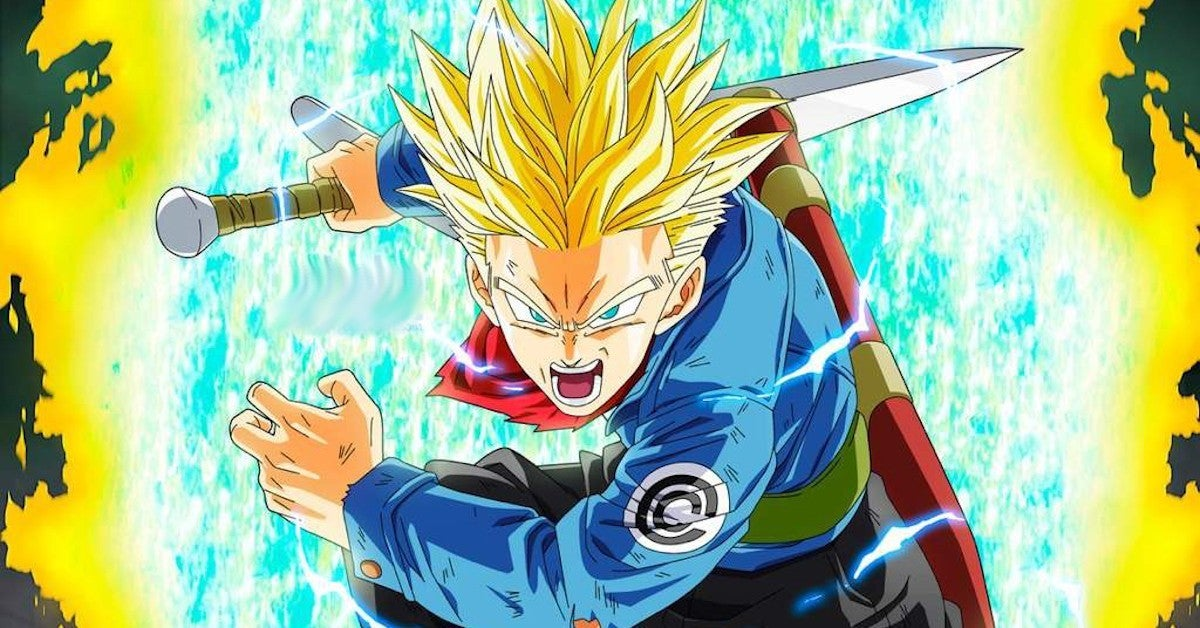 Dragon Ball Z Super Future Trunks by Cheko Aguilar92
