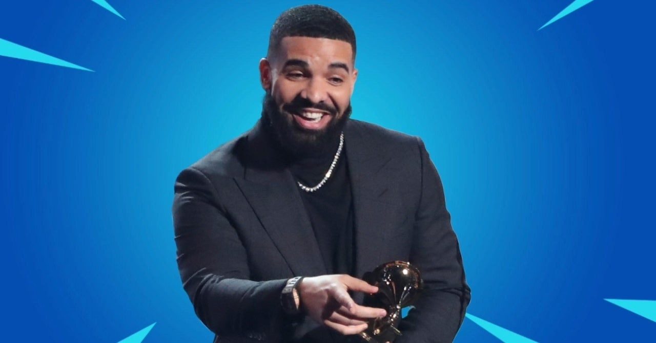 New Fortnite Skins, Drake Toosie Slide Emote, and More Revealed in New Leak