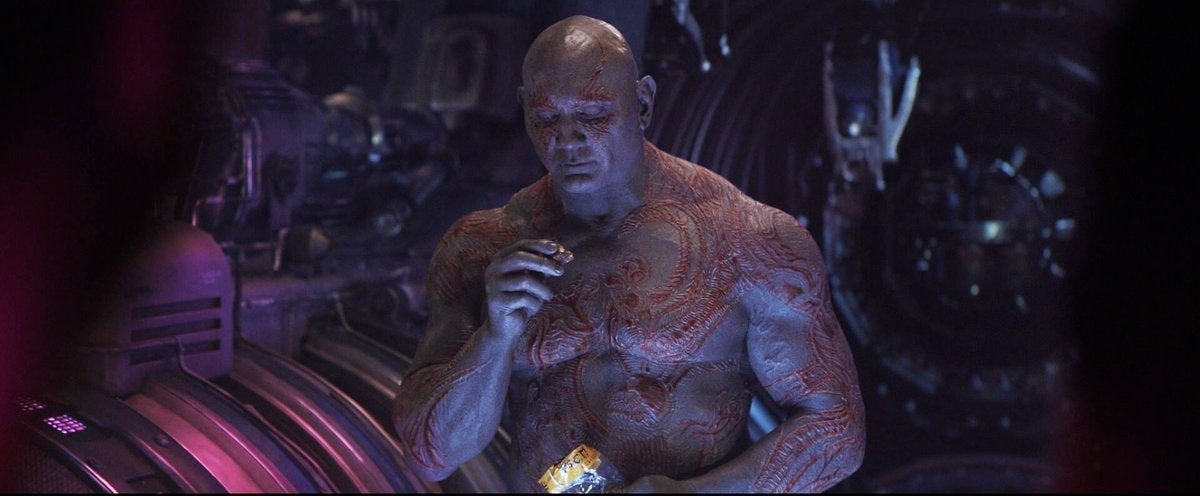 drax invisible avengers infinity war