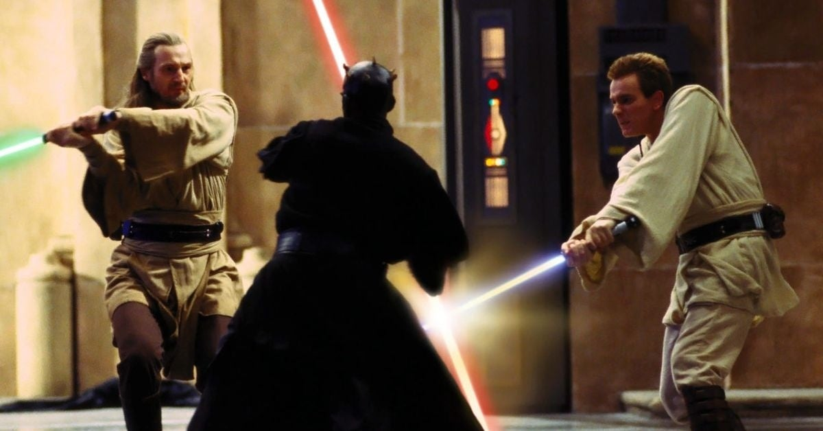 duel of the fates star wars