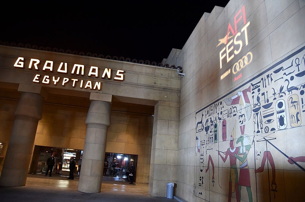 egyptian theatre hollywood