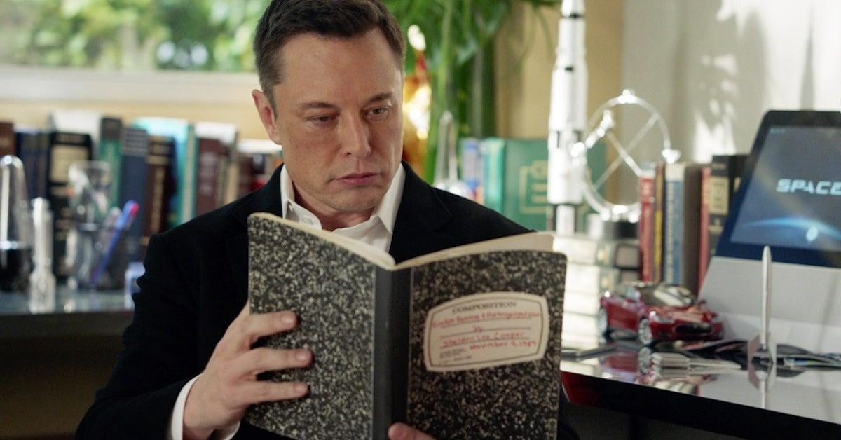 Elon Musk Selling All Possessions Except Gene Wilder House