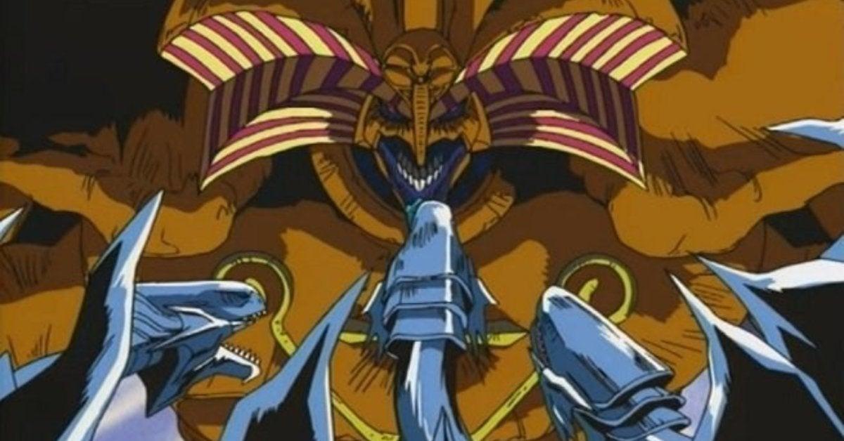 Exodia Yu-Gi-Oh Anime