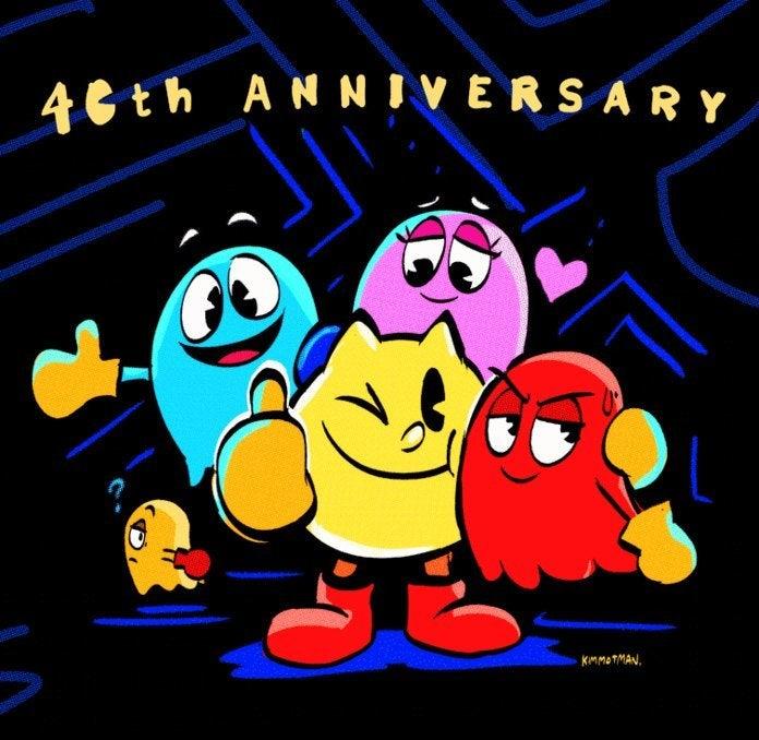 Fararagan Kevin - Pac Man Anniversary