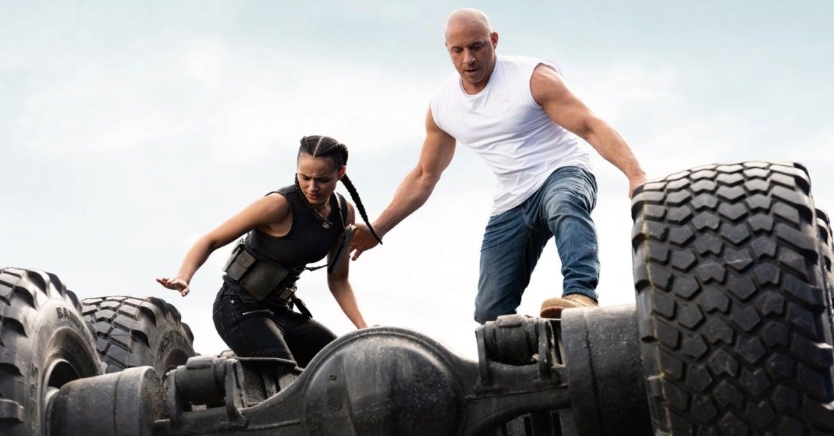 Fast Furious 9 Vin Diesel