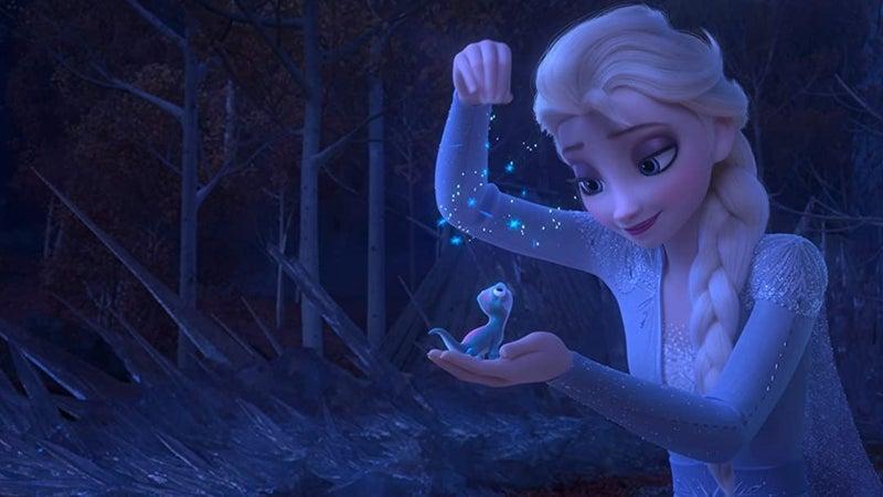 frozen 2 elsa