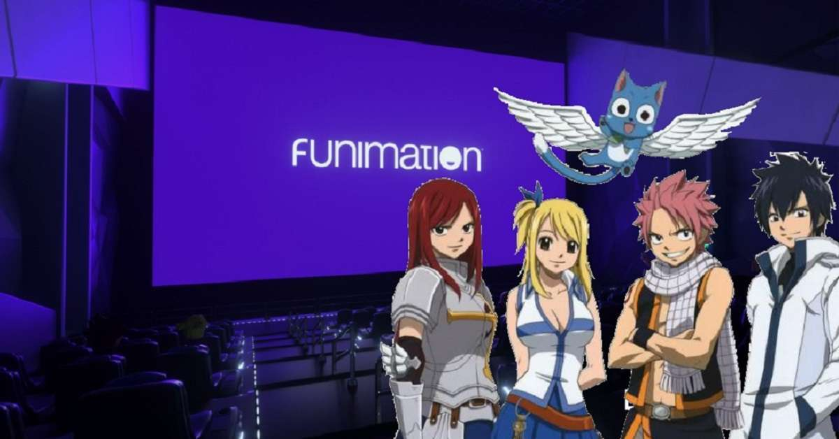 Funimation Fairy Tail