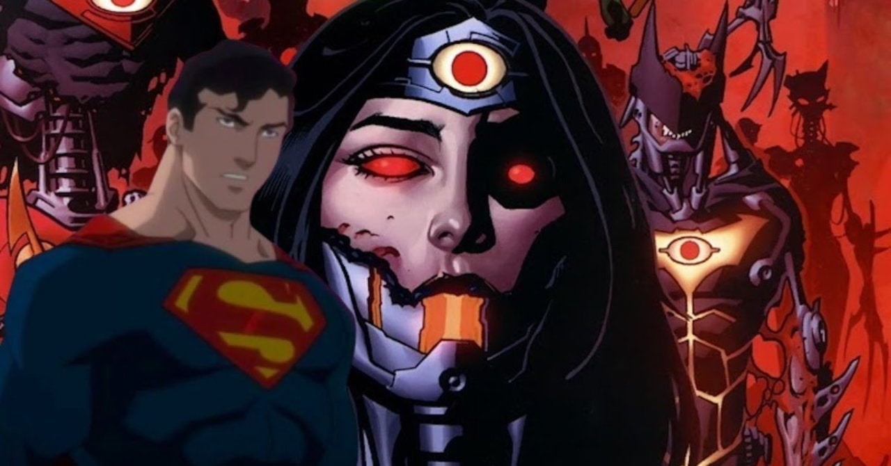 Justice League Dark Apokolips War Was Almost Called Futures End