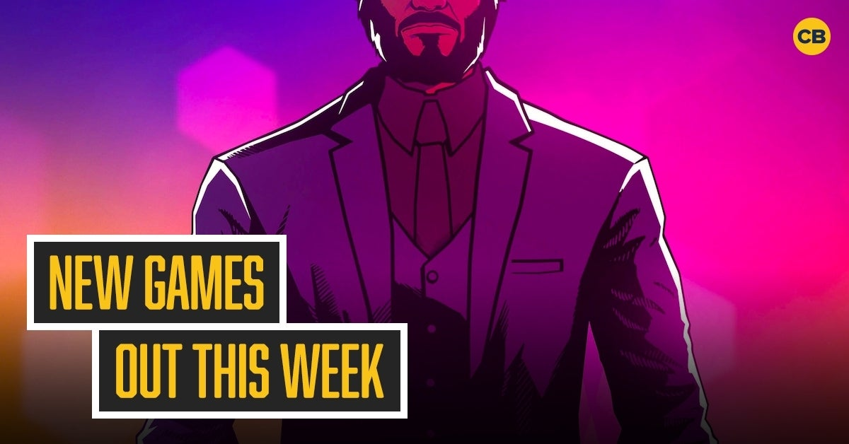 games out this week john wick hex