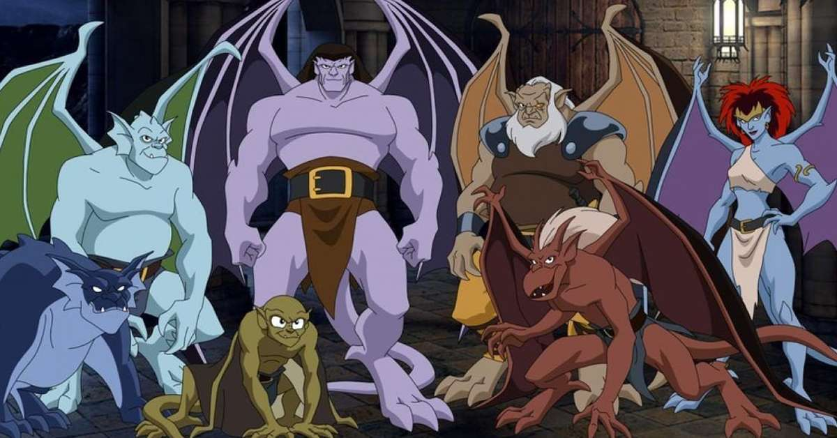 gargoyles-disney-plus