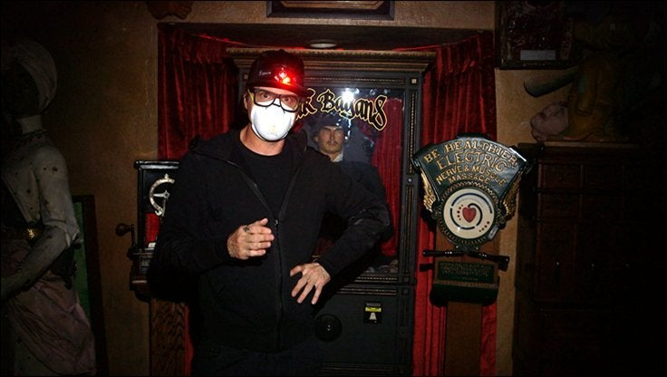 ghost adventures quarantine series zak bagans