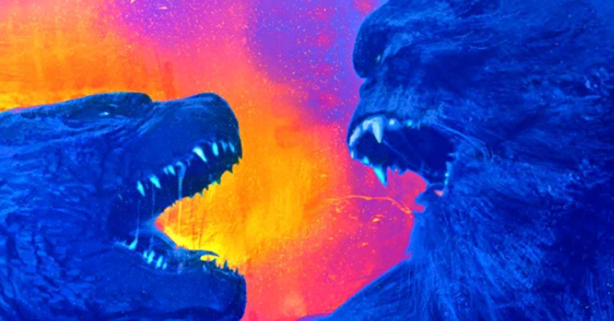 Godzilla Kong Kaiju IRL Foe