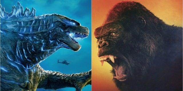 Godzilla vs Kong COMICBOOKCOM