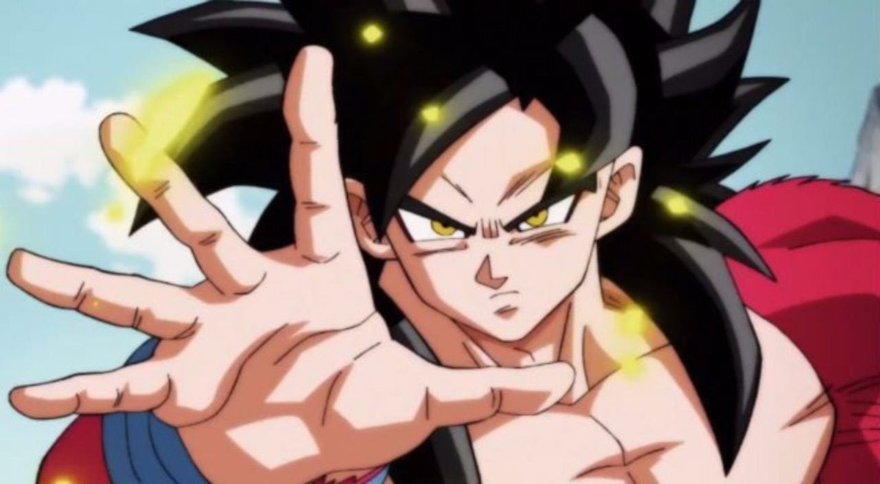 Dragon Ball Went Hard with Super Saiyan 4 Goku's Manga Reveal