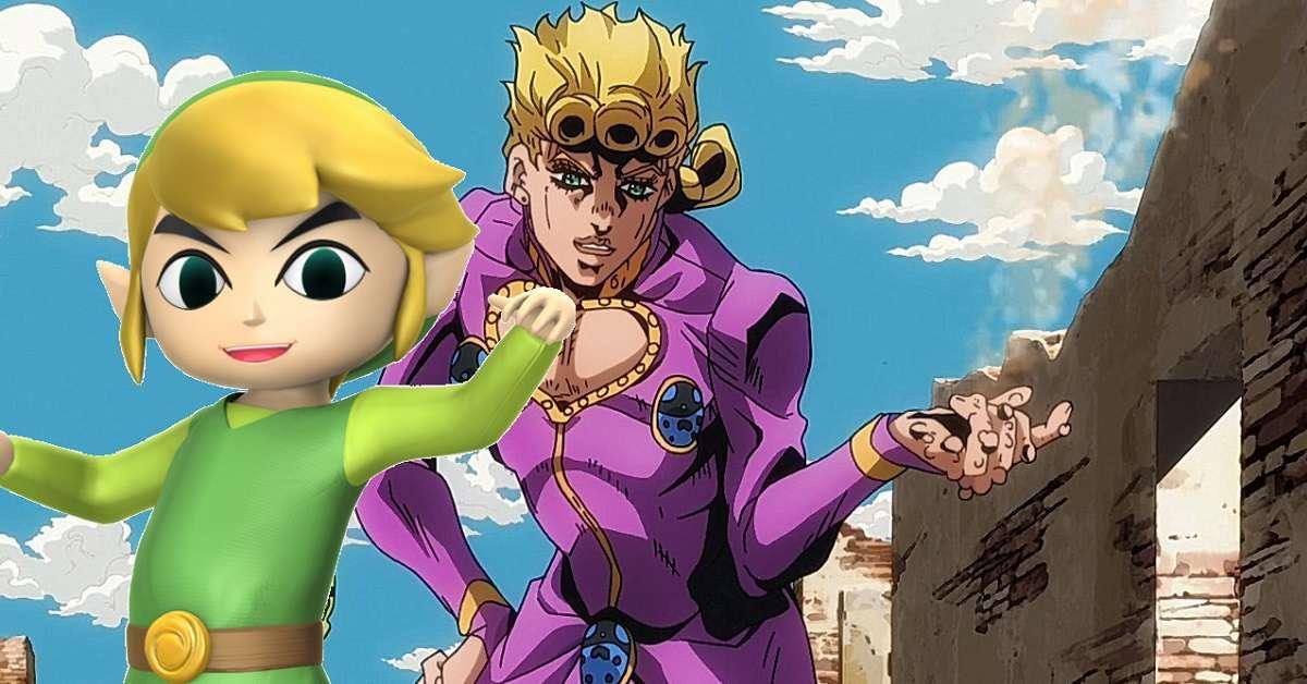 Golden Wind Legend of Zelda