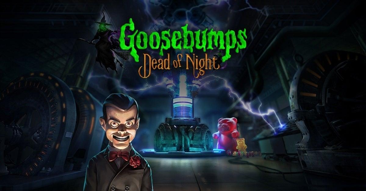 Goosebumps Dead of Night Game