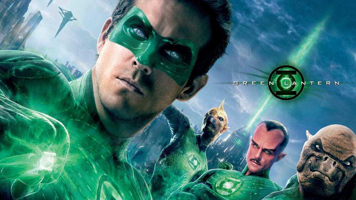 Green Lantern Movie Ryan Reynolds