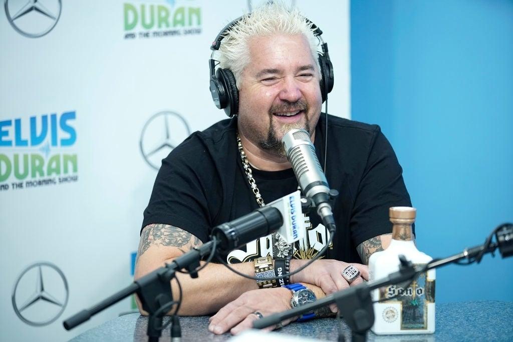 guy fieri radio show