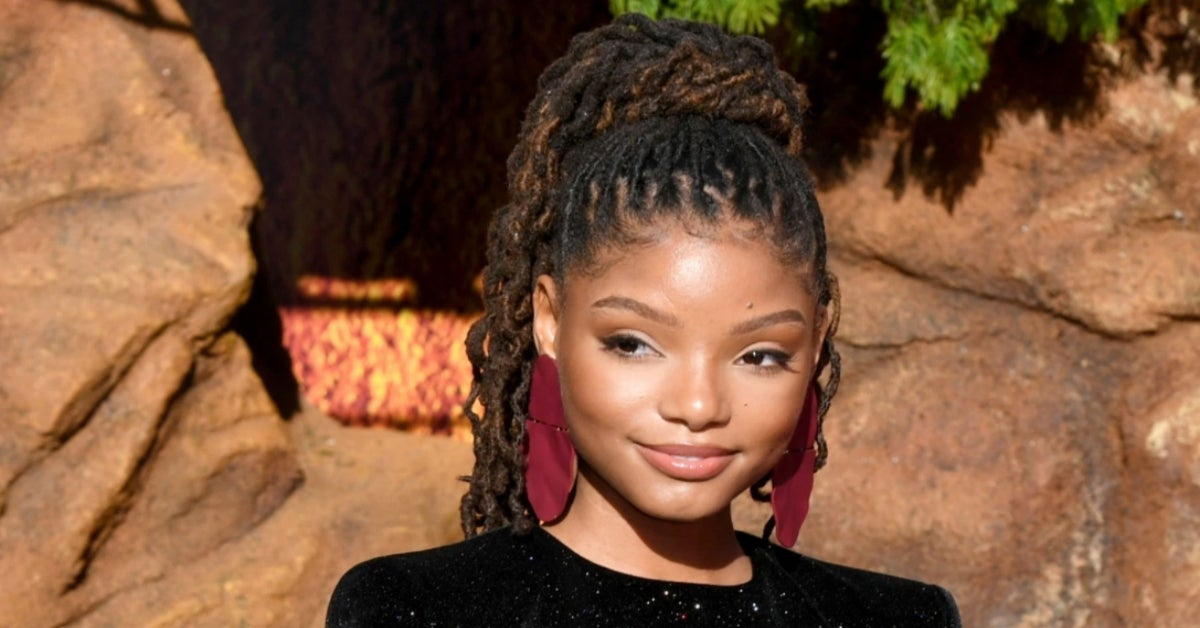 Halle Bailey photo by Kevin Winter Getty Images