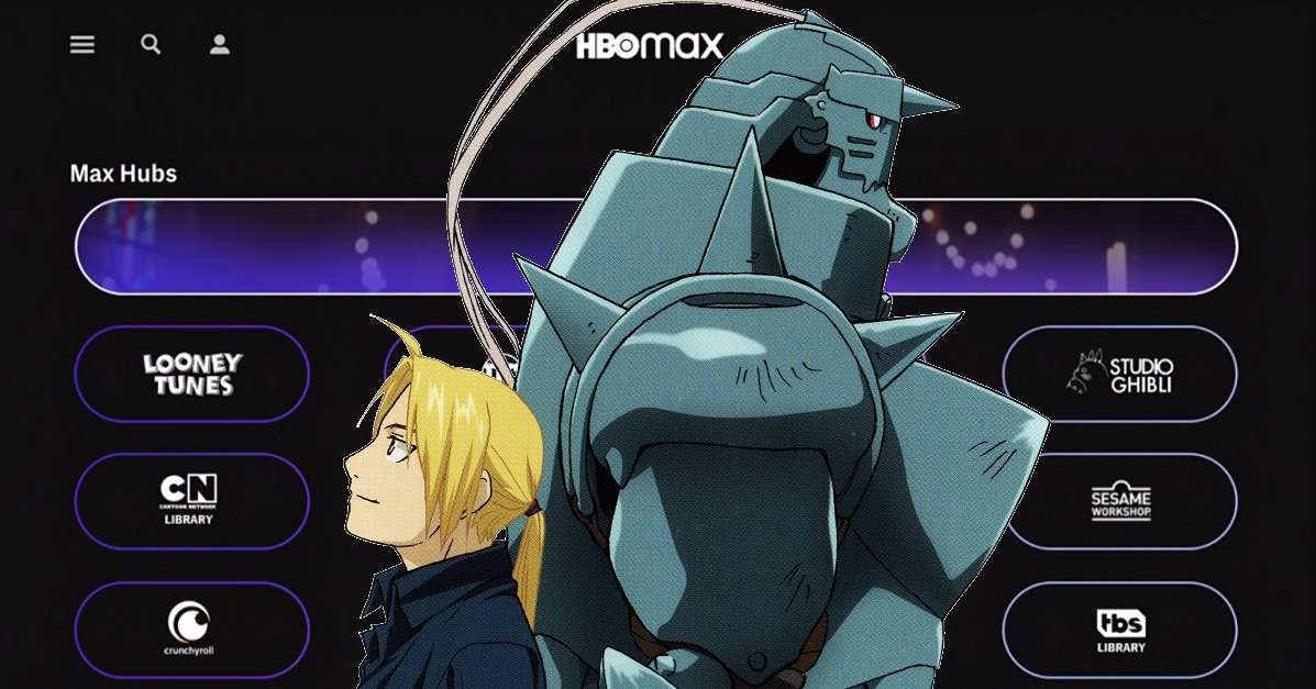HBO Max Anime