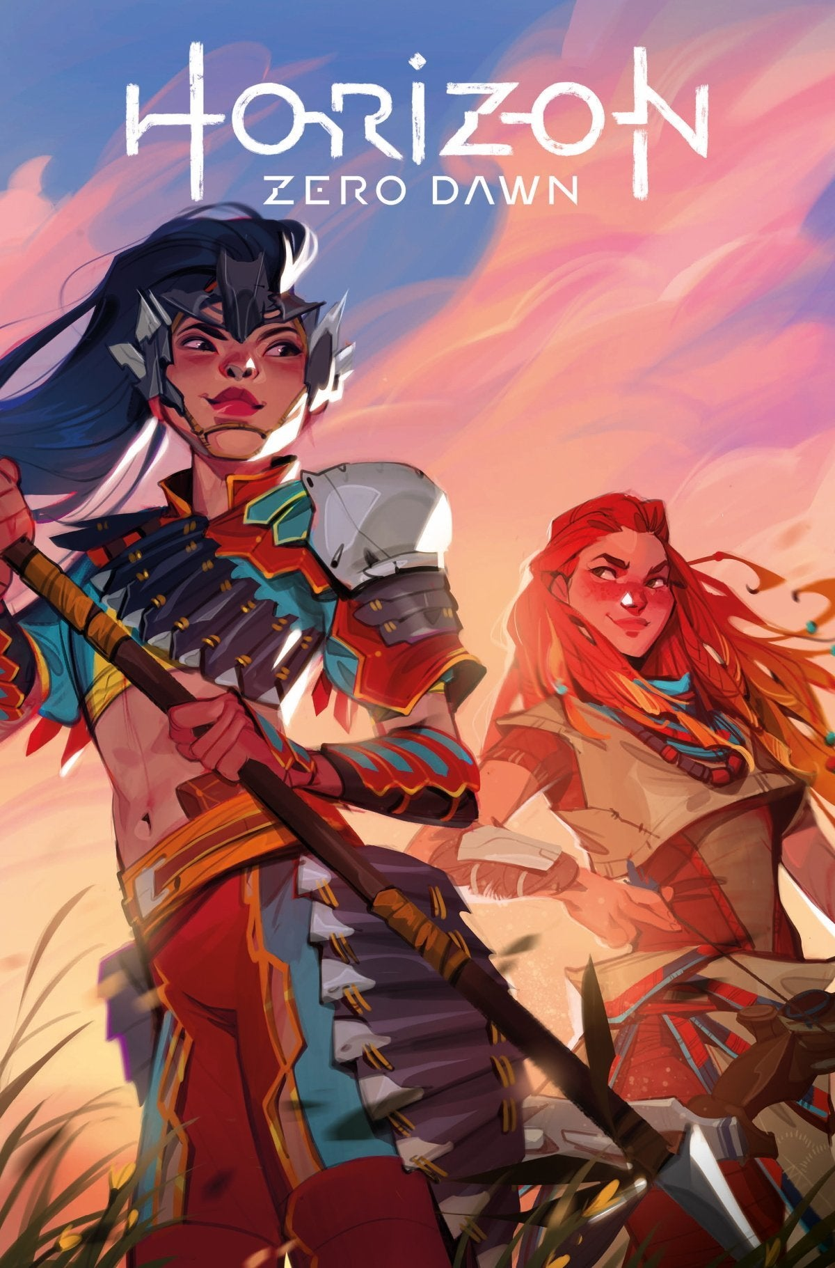 HorizonZeroDawn#1_00_Cover_FINALS_C RESIZED