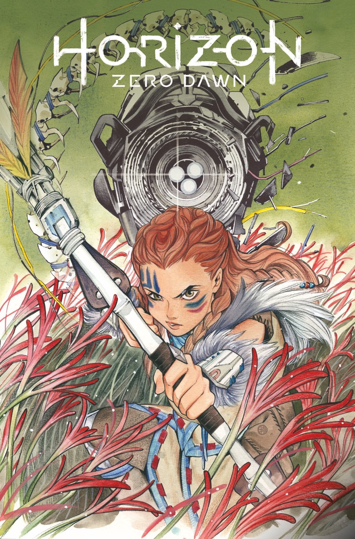 HorizonZeroDawn#1_00_Cover_FINALS_E RESIZED