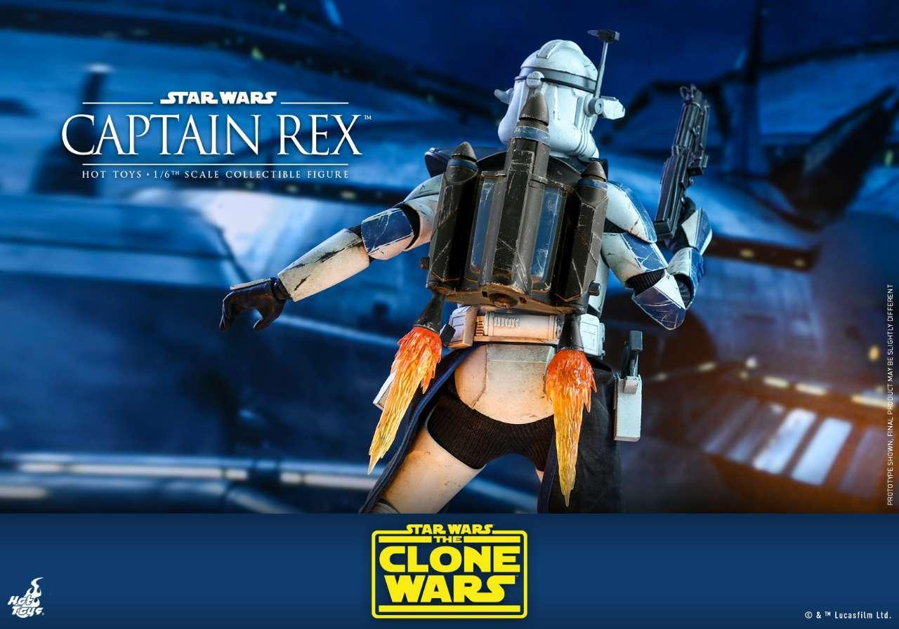 Hot Toys - SWCW - Captain Rex Collectible Figure_PR24