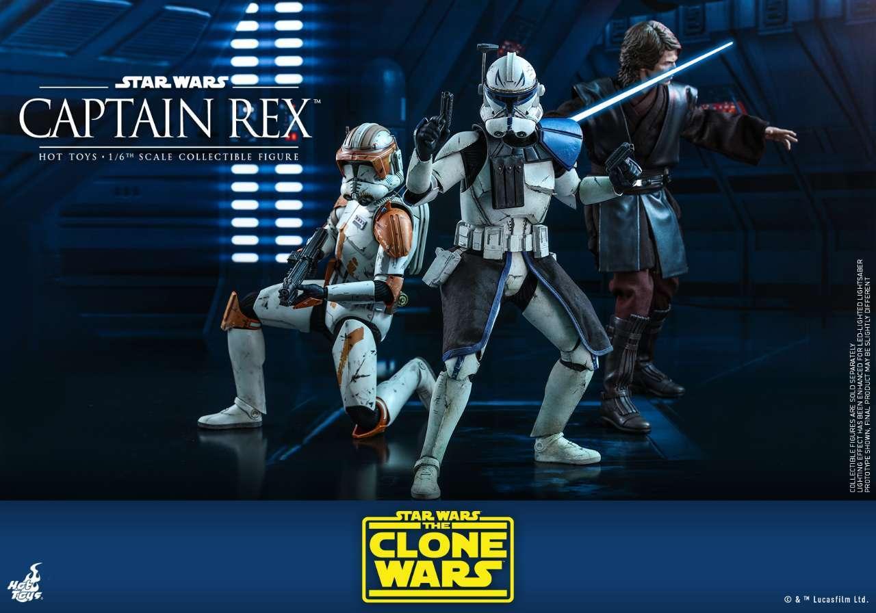 Hot Toys - SWCW - Captain Rex Collectible Figure_PR4