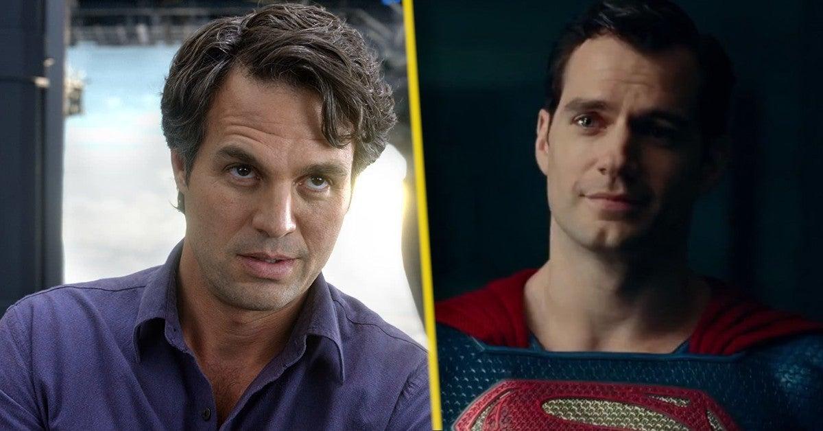 how-henry-cavills-superman-will-be-like-mark-ruffalos-hulk-DCEU