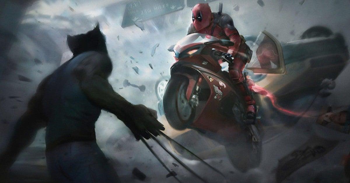 Hugh Jackman Trolls Ryan Reynolds Wolverine vs Deadpool Birthday Cake