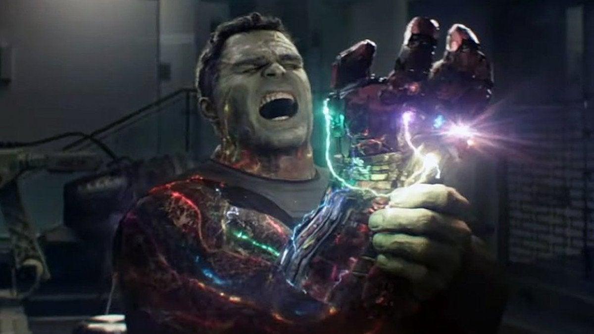 Hulk Snap Avengers Endgame Soul World VIsion