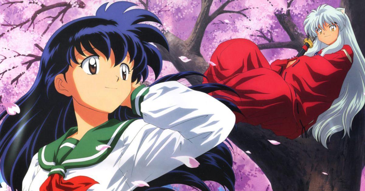 Inuyasha Kagome Anime