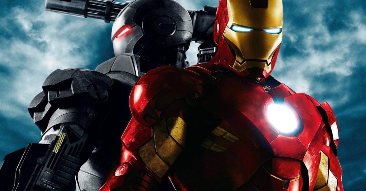 Iron Man 2 Marvel Studios