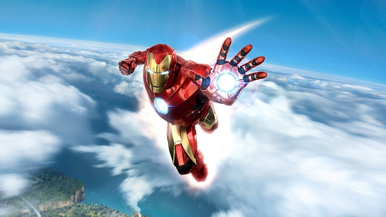 Marvel's Iron Man VR Review: An Immersive Avengers Arcade Game