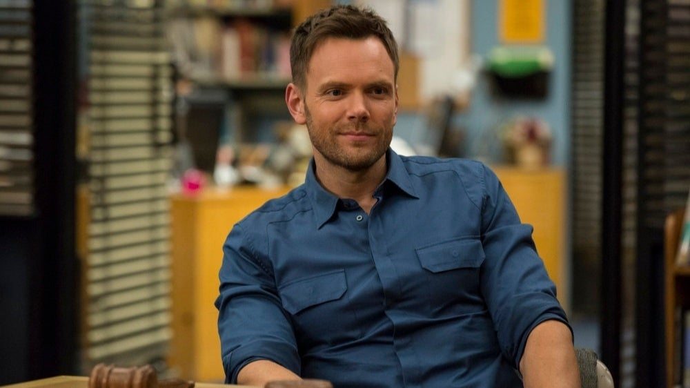 joel mchale community starman role dc
