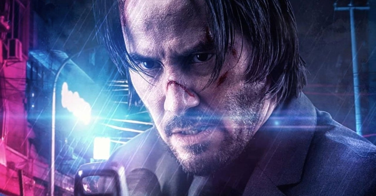John Wick: Chapter 4 Fan-Made Teaser Poster Has Us Hyped for Keanu Reeves' Return