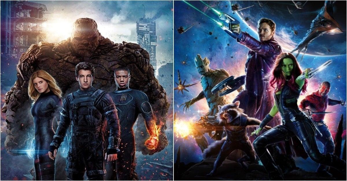 Josh Trank Fantastic Four James Gunn Guardians of the Galaxy
